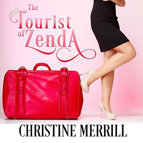 The Tourist of Zenda audiobook cover art