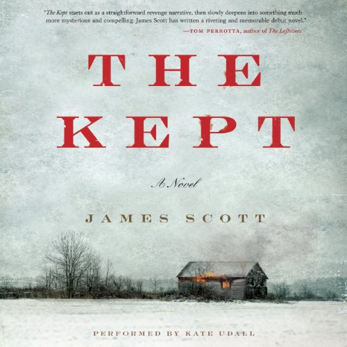 The Kept audiobook cover art