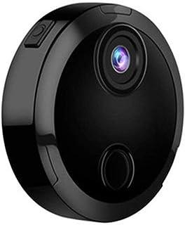 DISS Camera Wireless Hidden Security Camera Mini Portable Wi-Fi Cam HD 1080P Covert Secret Nanny Cameras for Home, Office ...