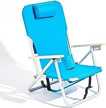keystone light backpack chair