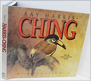 RAY HARRIS- CHING Journey of an Artist