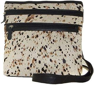 BagzDirect Genuine Leather Handbags for Women - Crossbody Bag for Women HS038