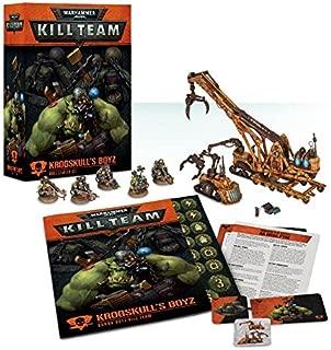 Krogskull's Boyz Kill Team Warhammer 40,000