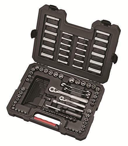 Craftsman 108 Pc. Mechanic's Tool Set - 009-38108 by Craftsman