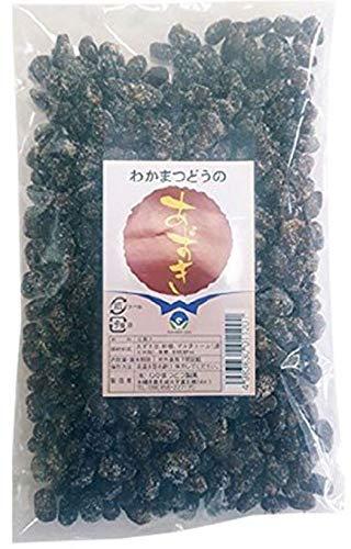 甘露納豆(小豆) 200g×3袋 わかまつどう製菓 沖縄土産 大粒のあまなっとう お茶請けやおやつに