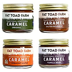 Fat Toad Farms Ice-Cream Sauces