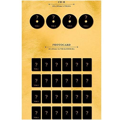 MONSTA X Mini Album Fantasia X (Incl. Pre-Order Benefits : Poster, Unit Photocard, Color Instant Photo, Triangle Stand… |