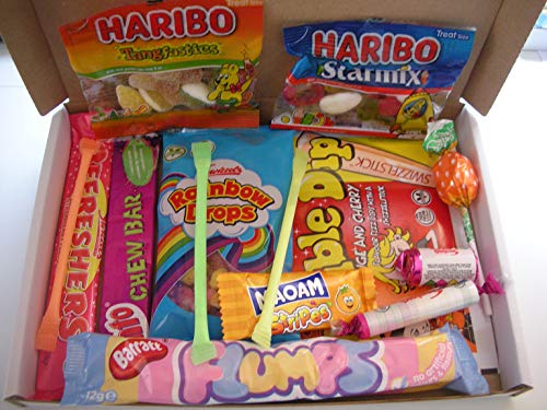 Letter Box Sweets Gift Box Treat...