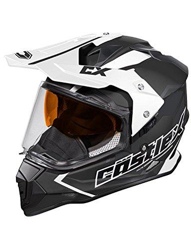 Castle X Mode Dual-Sport SV Team Snowmobile Helmet
