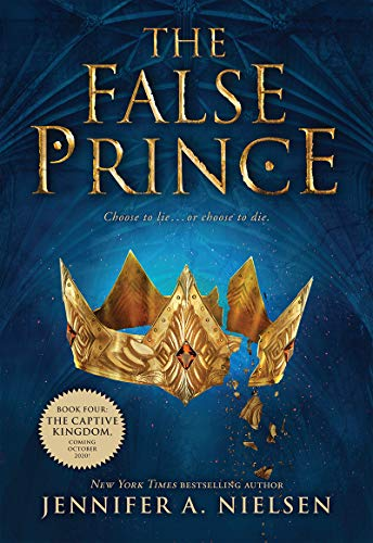 Top 10 false prince series for 2021