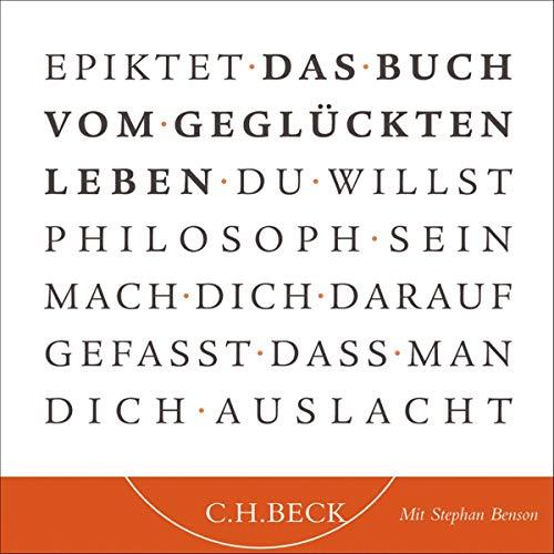 Das Buch vom geglückten Leben audiobook cover art