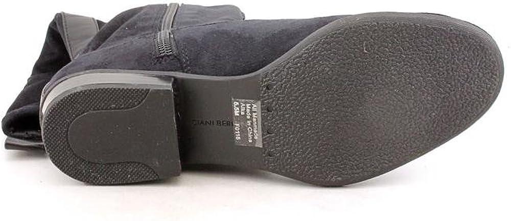 Giani Bernini Alka Round Toe Synthetic Knee High Boot