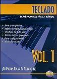 Teclado: Tu Puedes Tocar El Teclado Ya! (Spanish Language Edition), Dvd