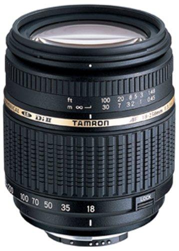 Tamron AF 18-250mm F/3.5-6.3 Di-II LD Aspherical (IF) Macro Zoom Lens with Built In Motor for Nikon DSLR