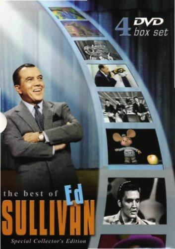 Best of Ed Sullivan (4 Pack) by Sofa