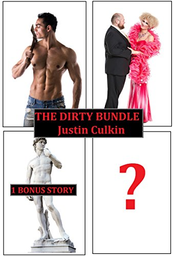 The Dirty Bundle: 4 erotic short stories covering 4 seldomly explored aspects of gay sexuality (English Edition)