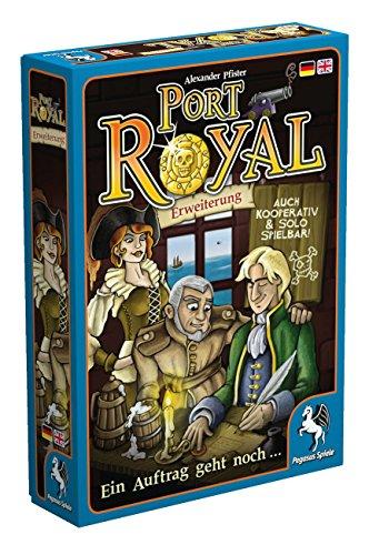 Pegasus Spiele 18141G - Port Royal Ein Auftrag geht noch (Erweiterung)