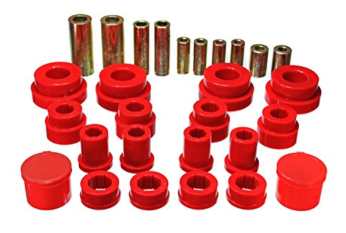 Energy Suspension 9.13136R BALL JOINT BOOOT SET FT OR REAR
