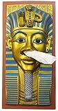 Rotary Hero King TUT Tissue Box Cover, 13.5 x 14 x 26.5 cm, Multi-Colour