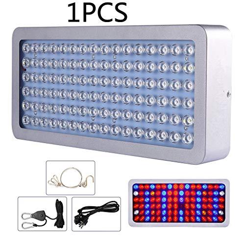 Indoor LED plantengroeilamp, 1000 W, het hele spectrum voor de kweek van de kleuterschool groente rijping niet waterdicht vol licht, IP54