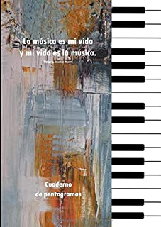 Amazon.es: cuaderno musica
