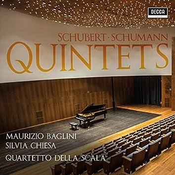 Schubert - Schumann: Quintets