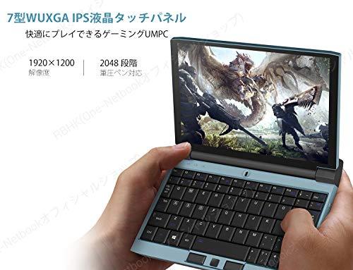 51FtR1zPn4L-ゲーミングUMPC「OneGx1」の日本モデルがアマゾン等で予約販売開始!