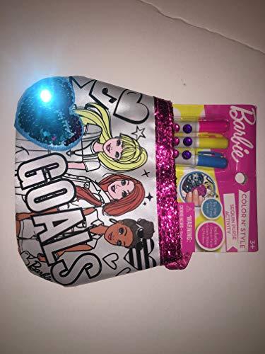 Barbie Actividad del monedero de la moda del estilo