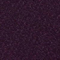 正絹ちりめん風呂敷 中巾(45cm) 5号 中目 縮緬 無地 (紫, 名入れする)