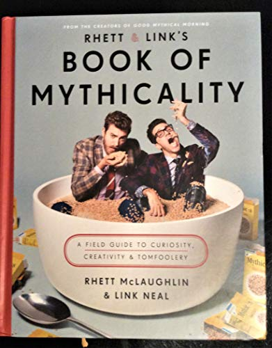 Rhett & Link's Book of Mythica - Target Edition