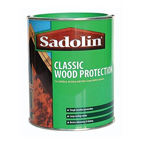 sadolin Classic Wood Protection Mahogany 1L