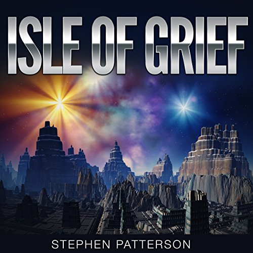 Isle of Grief audiobook cover art