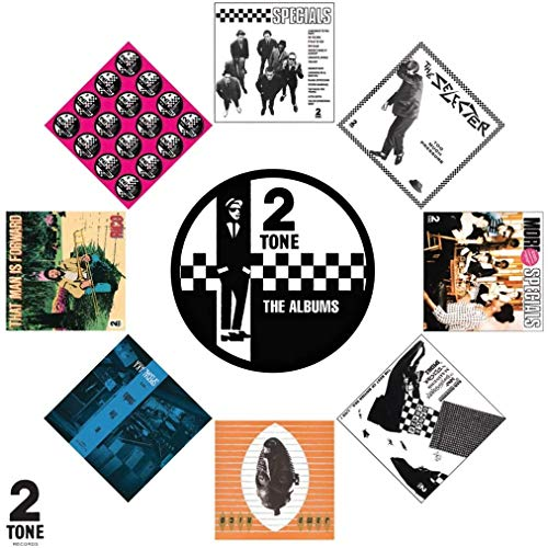 """Two Tone \""""the Albums\"""" [8CD Box Set]"""