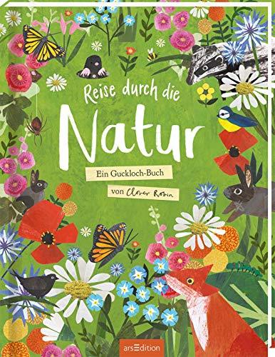 Reise durch die Natur: Ein Guckloch-Buch