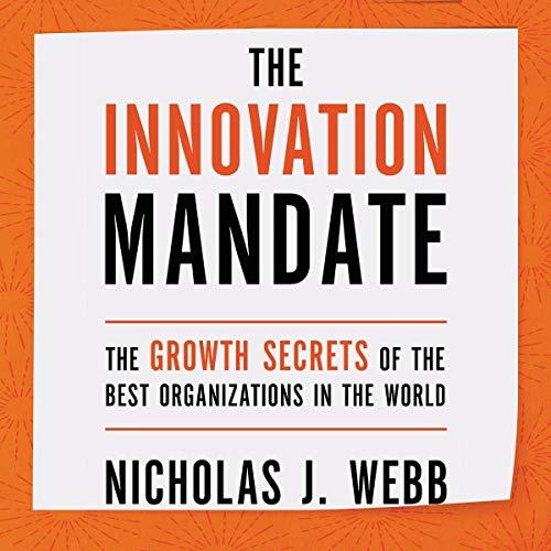 The Innovation Mandate audiobook cover art