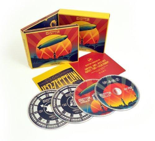Celebration Day (Deluxe Edition 2CD + 2 DVD (CD sized digipak) by Atlantic (2012-12-05)