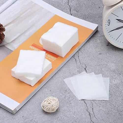 Toallitas de maquillaje 1000 piezas de herramientas cosméticas prácticas para desmaquillar para viajes de uso para mujeres para pieles sensibles