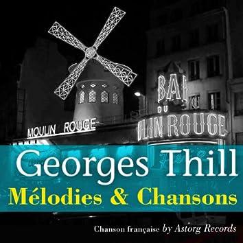 Georges Thill : Mélodies et chansons
