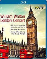 ウィリアム・ウォルトン:ロンドン・コンサート[Blu-ray Disc]