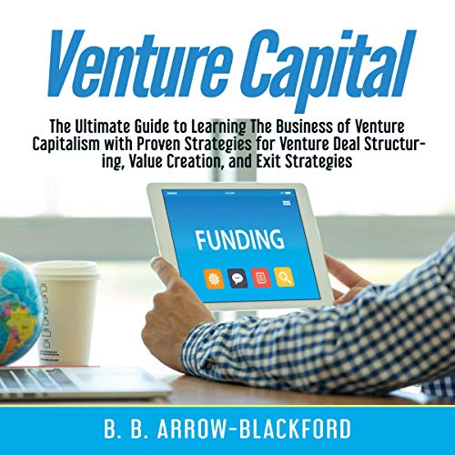 Venture Capital audiobook cover art