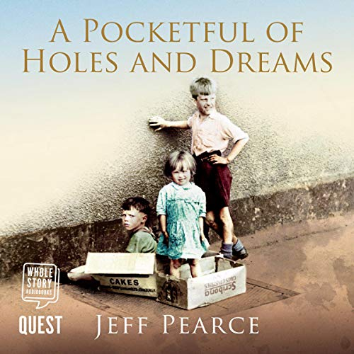 A Pocketful of Holes and Dreams audiobook cover art