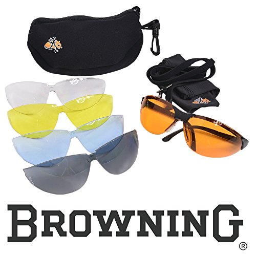 Browning Shooting Glasses Claymaster by Browning