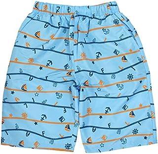 FILA(フィラ) 水着 子供 ジュニア 男の子 サーフパンツ トランクス 海水パンツ マリン