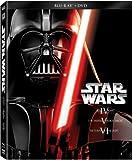 Star Wars Trilogy Episodes Iv-Vi (2 Blu-Ray) [Edizione: Stati Uniti] [Reino Unido] [Blu-ray]