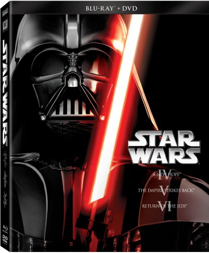 Star Wars Trilogy Episodes Iv-Vi (2 Blu-Ray) Edizione: Stati