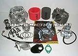 88cc Race Head Vintage Big Bore Kit - Fits 2000+ Honda CRF50, XR50, CRF70, XR70 & 1992-1999 Z50 Models [4448]