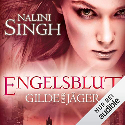 Engelsblut audiobook cover art