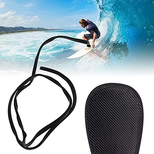 topxingch 100 cm tabla de surf carbono paleta protección tira borde guardias U forma sello protector surf protección negro 1 m