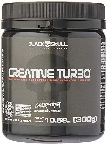 Creatine Turbo (300G), Black Skull