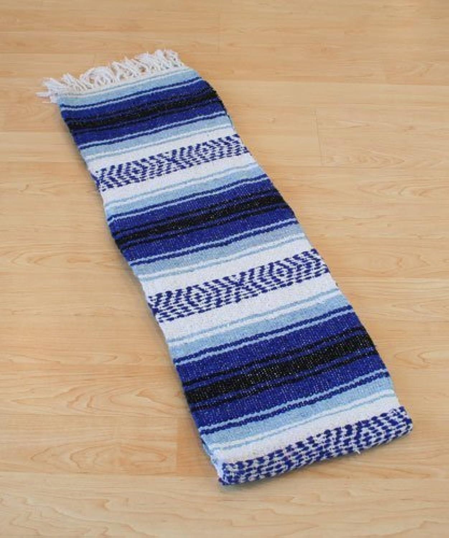Handgefertigt Classic mexikanischen Yoga Decken von sanyork Fair Trade
